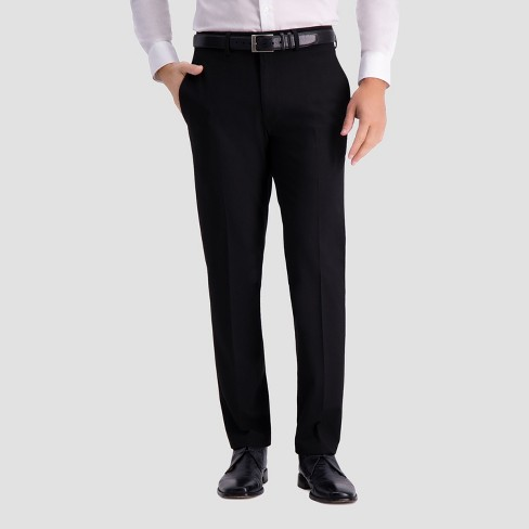 Haggar H26 Slim Fit Premium Stretch - Black - image 1 of 2