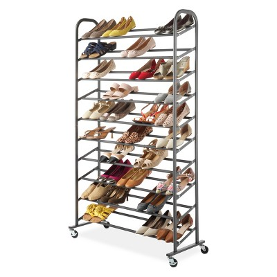 Shoe Rack Gunmetal - Room Essentials™