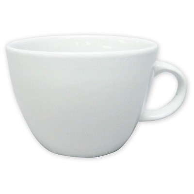 Coupe White Coffee Mug - Project 62™