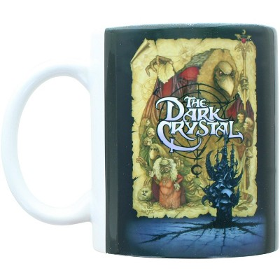 NMR Distribution The Dark Crystal Poster 11oz Boxed Ceramic Mug