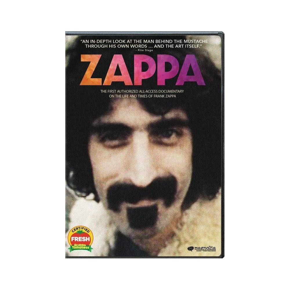 Zappa Dvd 2021