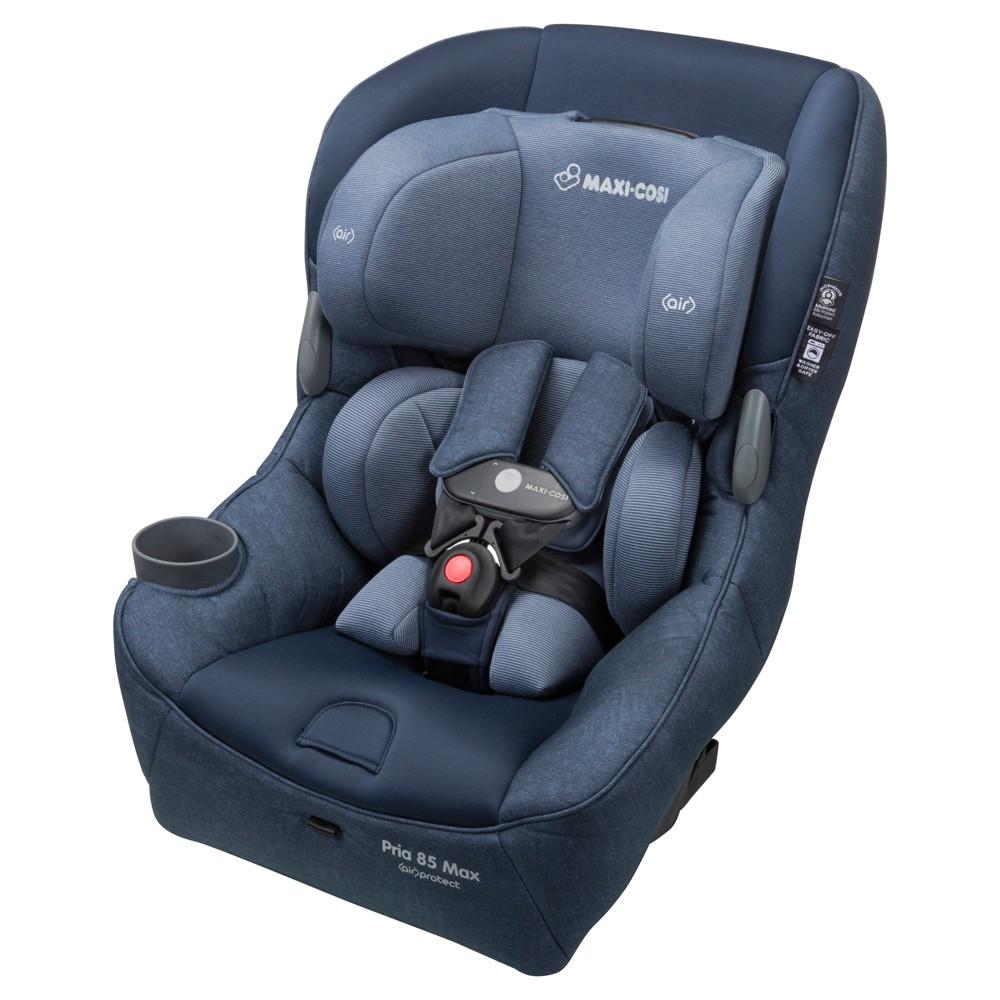 Maxi-Cosi Pria 85 Max 2-in-1 Convertible Car Seat, Nomad Blue