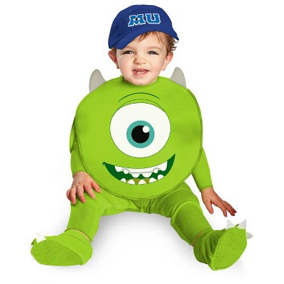 Monsters Inc Monster's University Mike Classic Infant Costume