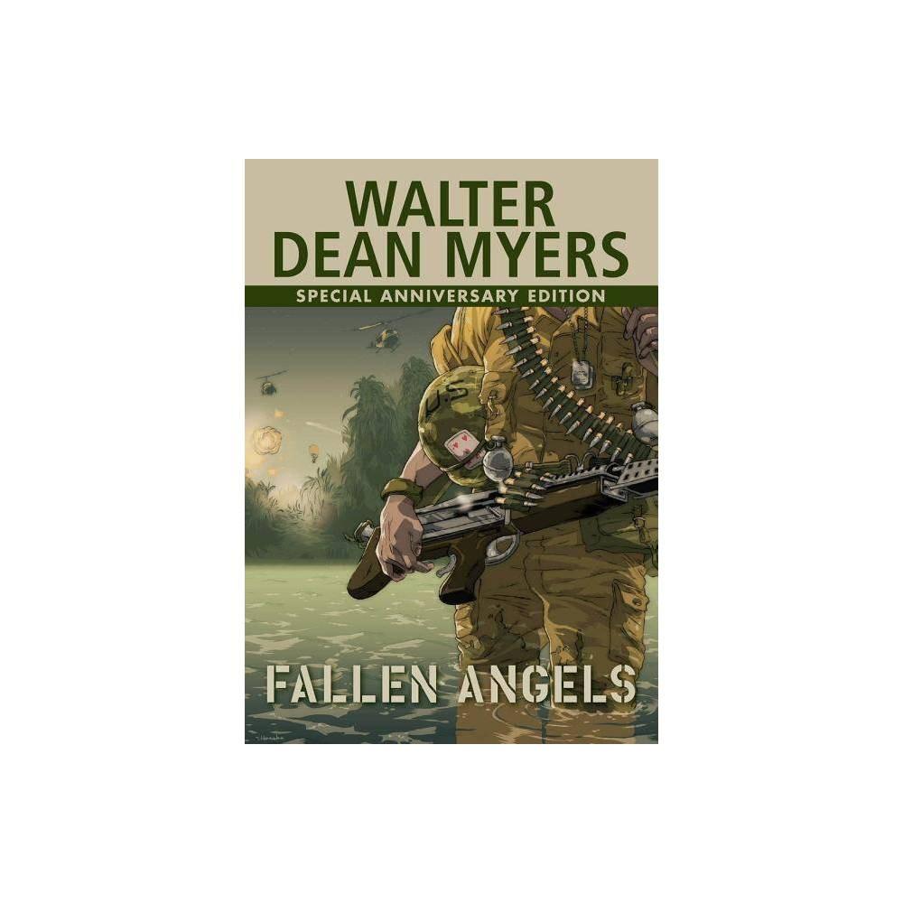Fallen Angels By Walter Dean Myers Paperback