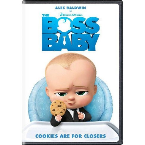Boss Baby (DVD + Digital) - image 1 of 1