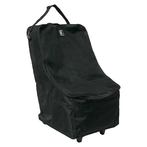 JL Childress Wheelie Car Seat Travel Bag Target