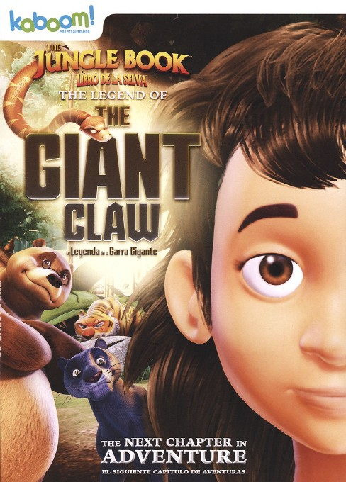 Jungle book:Legend of the giant claw (DVD) - image 1 of 1