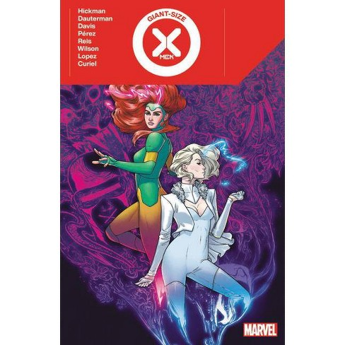 Giant-Size X-Men by Jonathan Hickman Vol. 1 - (Paperback) - image 1 of 1