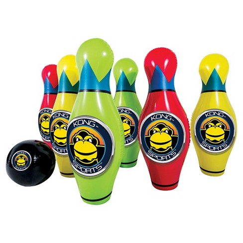 Franklin Sports Kong Sports Bowling Set - image 1 of 2