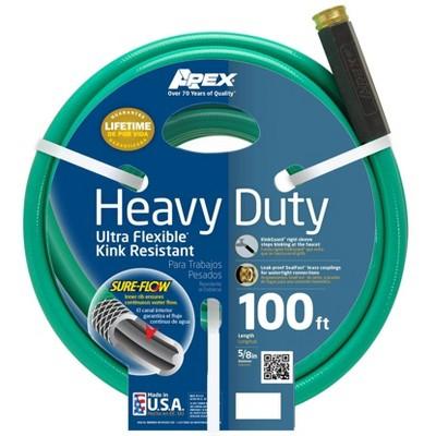 5/8  x 100' Apex Heavy Duty Ultra Flexible Hose