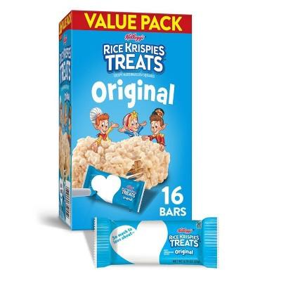 Rice Krispies Treats Original Bars - 16ct - Kellogg's