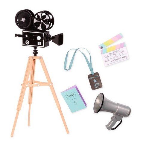 Our Generation Pegged Accessory - Movie Set - image 1 of 3