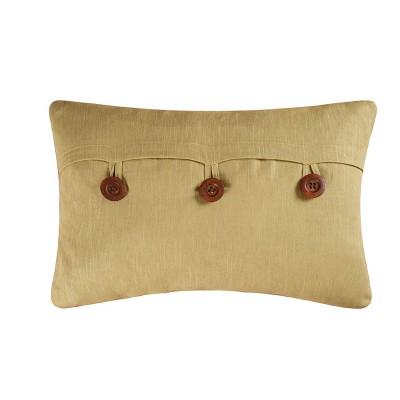 C&F Home Envelope Pillow Three Button