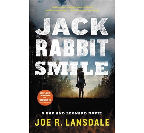 Jackrabbit Smile -  (Hap and Leonard) by Joe R. Lansdale (Hardcover) - image 1 of 1
