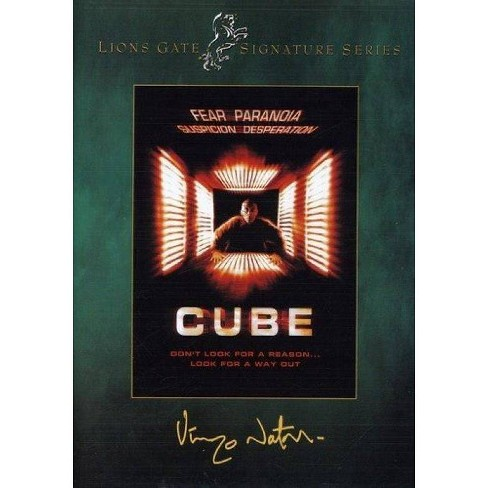 Cube (DVD) - image 1 of 1