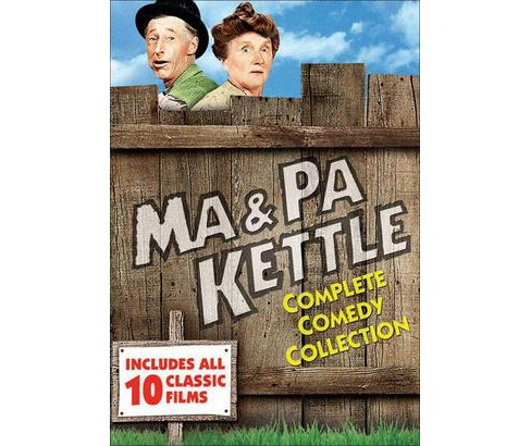 Ma & Pa Kettle: Complete Comedy Collection [5 Discs] - image 1 of 1