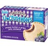 Smucker's Frozen Uncrustables Peanut Butter & Grape Jelly Sandwich - 8oz/4ct - image 3 of 4