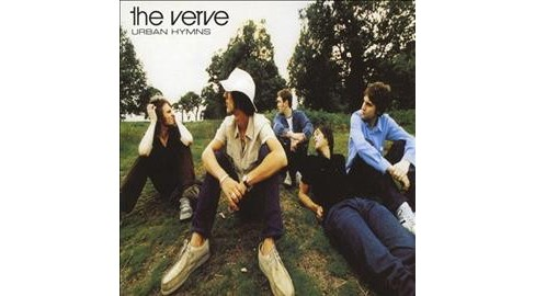 Verve - Urban Hymns (CD) - image 1 of 1