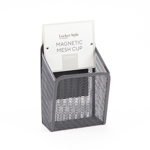 Magnetic Mesh Cup - Locker Style - image 1 of 2