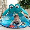 Baby Einstein Neptune Under The Sea Lights And Sounds Activity Gym And Play Mat - image 2 of 4