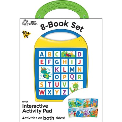 Pi Kids Baby Einstein Electronic 8-Book Library Boxed Set