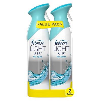 Febreze Light Air Sea Spray Air Freshener - 17.6 fl oz