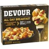 Devour Frozen All Day Breakfast Double Sausage and Bacon Loaded Tots - 9oz - image 2 of 4