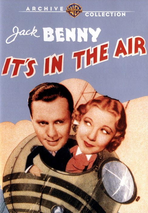 It's in the air (DVD) - image 1 of 1