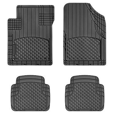 WeatherTech Black Floor Mat 4-pk