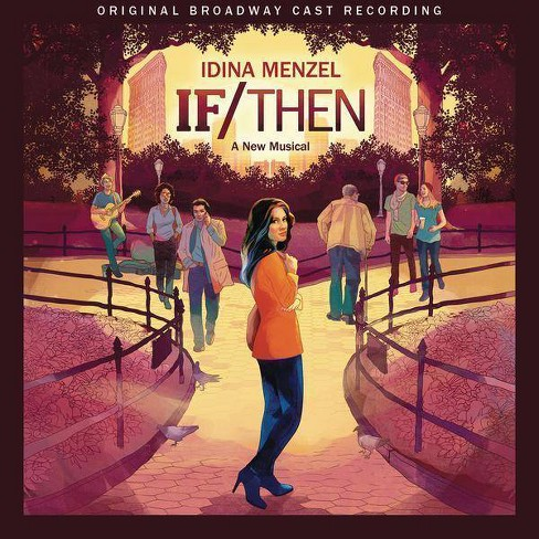 Original Broadway Cast - If/Then: A New Musical (OCR) (CD) - image 1 of 1