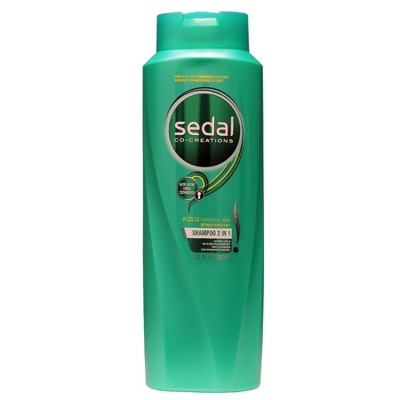 Sedal Co-Creations Defined Curls 2 in 1 Shampoo - 22 fl oz