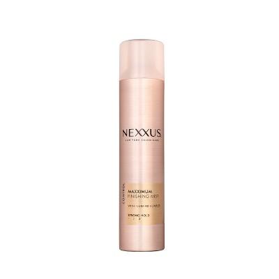 Nexxus Maxximum Hold Finishing Mist Hairspray - 10oz