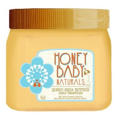 Honey Baby Naturals Honey Shea Butter Hair Smoothie - 10.5oz