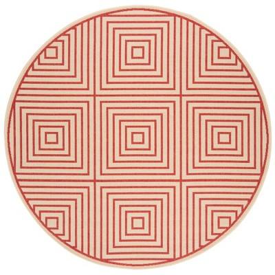 Iva Geometric Loomed Rug - Safavieh