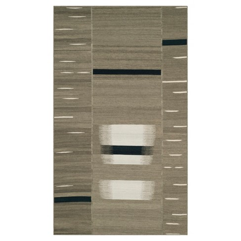 Kilim Rug - Beige - (5'x8') - Safavieh® - image 1 of 5
