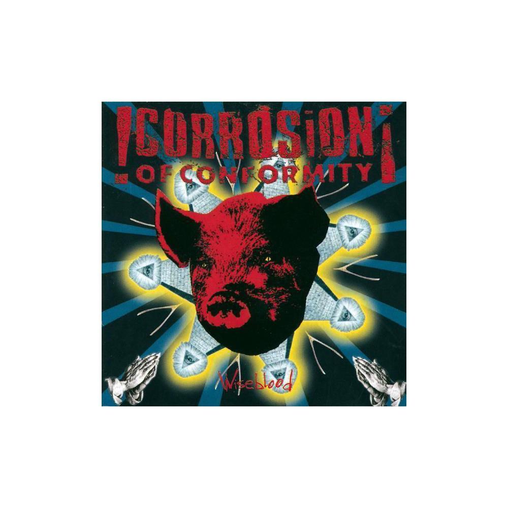 Corrosion Of Conformity Wiseblood Cd