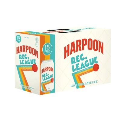 Harpoon Rec League Pale Ale Beer - 15pk/12 fl oz Cans