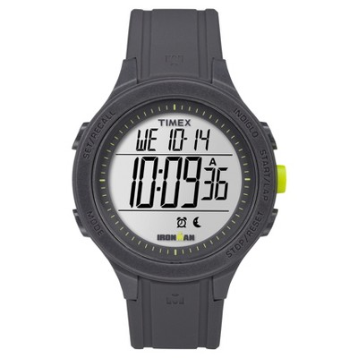 Timex Ironman Essential 30 Lap Digital Watch   Black Tw5 M14500 Jt by Timex