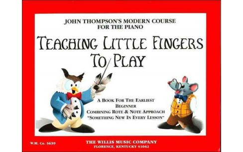 Teaching Little Fingers to Play -  (Paperback) - image 1 of 1