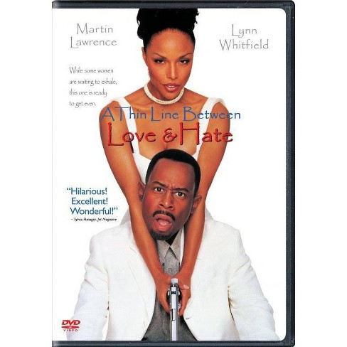A Thin Line Between Love And Hate (DVD) - image 1 of 1