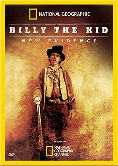 Billy the kid:New evidence (DVD) - image 1 of 1