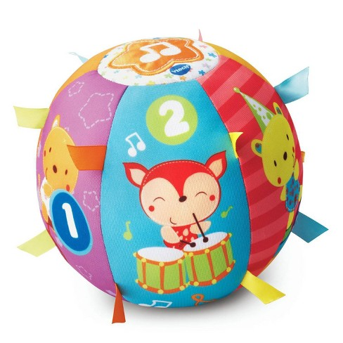 VTech Roll & Discover Ball - image 1 of 4