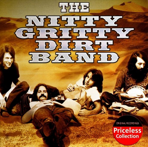 Nitty gritty dirt ba - Nitty gritty dirt band (CD) - image 1 of 3