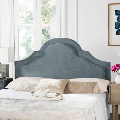 Kerstin Arched Headboard   Wedgewood Blue (Queen)   Safavieh® : Target