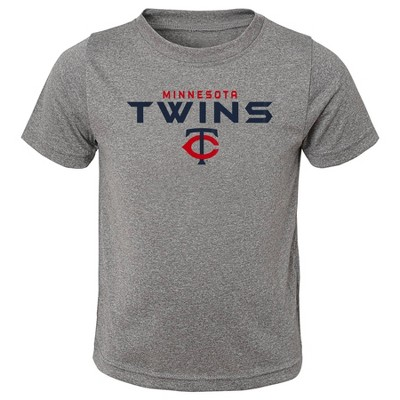 MLB Minnesota Twins Boys' Performance T-Shirt