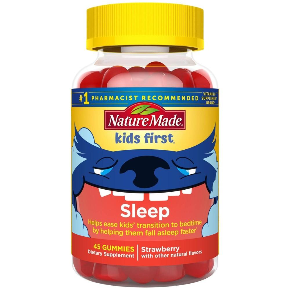 Nature Made Kids First Sleep Gummies 45ct
