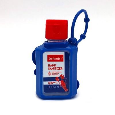 Taste Beauty Defendr+ Hand Sanitizer - Lobster - Trial Size - 1 fl oz