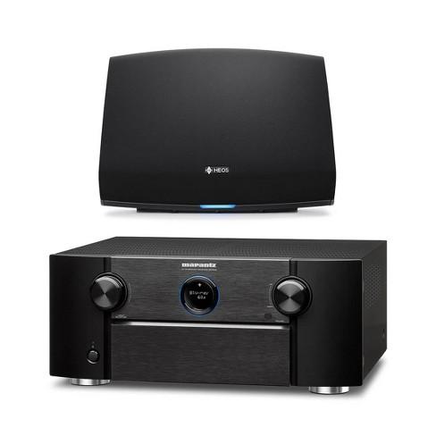 Marantz SR7013 9.2-Channel 4K Ultra HD AV Receiver with HEOS 5 Wireless Streaming Speaker - Series 2 - image 1 of 4