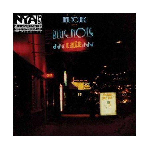 Neil Young - Bluenote Cafe (Vinyl) - image 1 of 1
