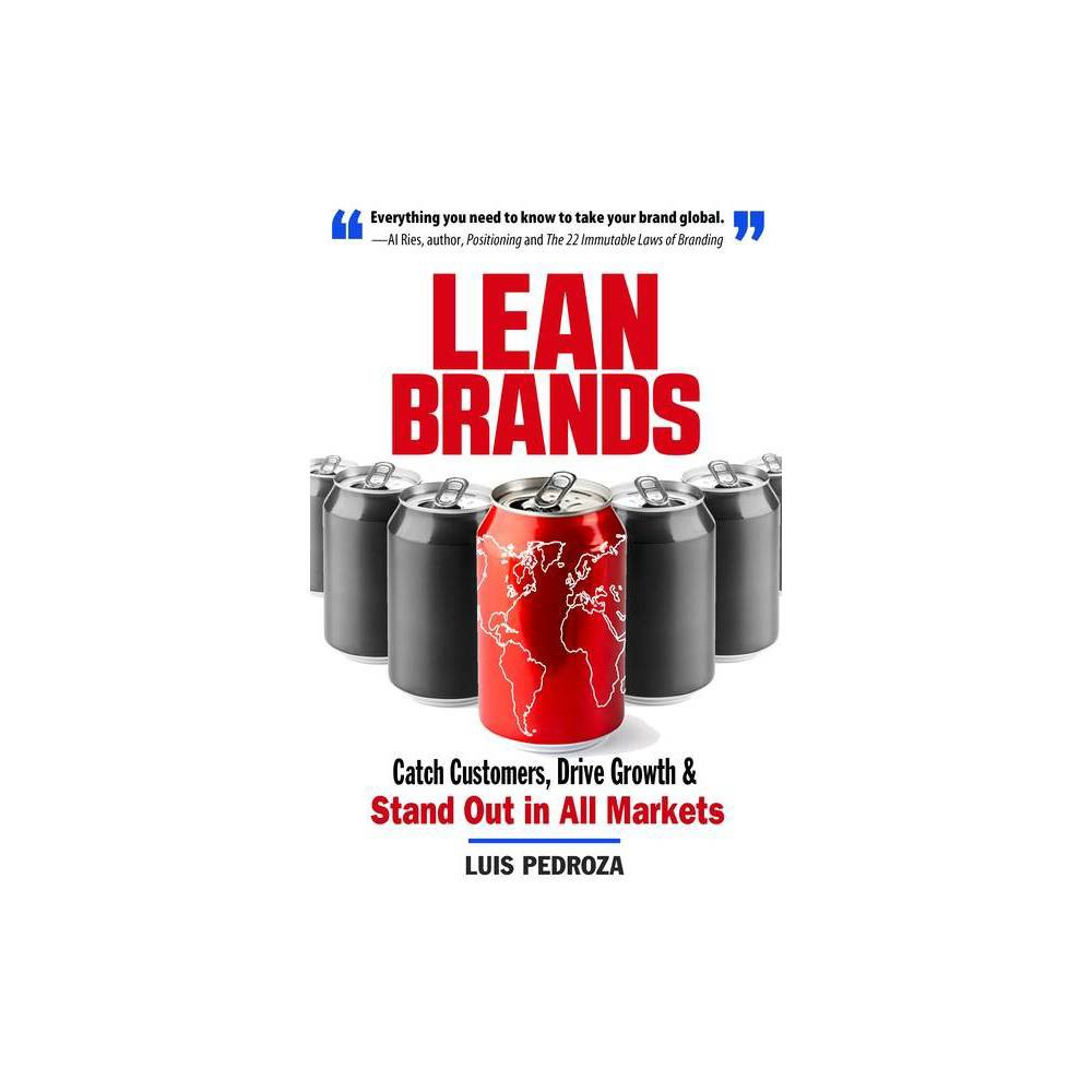 Lean Brands By Luis Pedroza Paperback